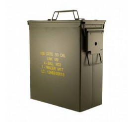 Ammunition box CAL. 50 Big-Long
