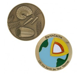 EarthCache™ Set Geocoin a Tag