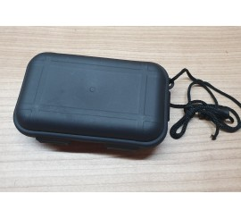 Waterproof box black